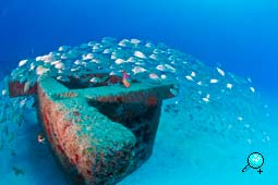 Artificial Reef - Gran Canaria © UWW