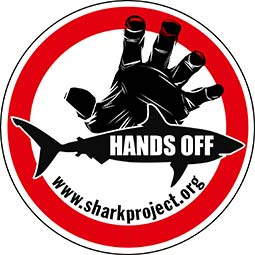"Kampageb ""Hands off"" / Sharkproject"