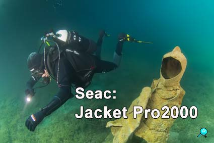 Seac JAcket Pro2000 © UWW - Aire Eder